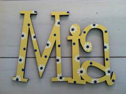 """Yellow """"Mia"""""""