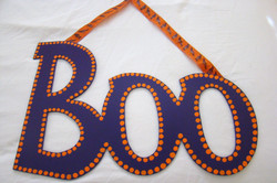 "Purple Orange ""Boo"""