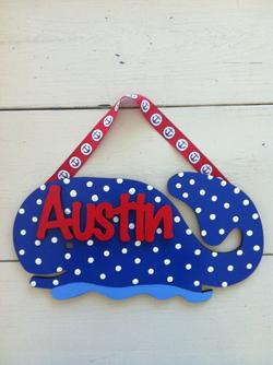 """""""Austin"""" Whale"""