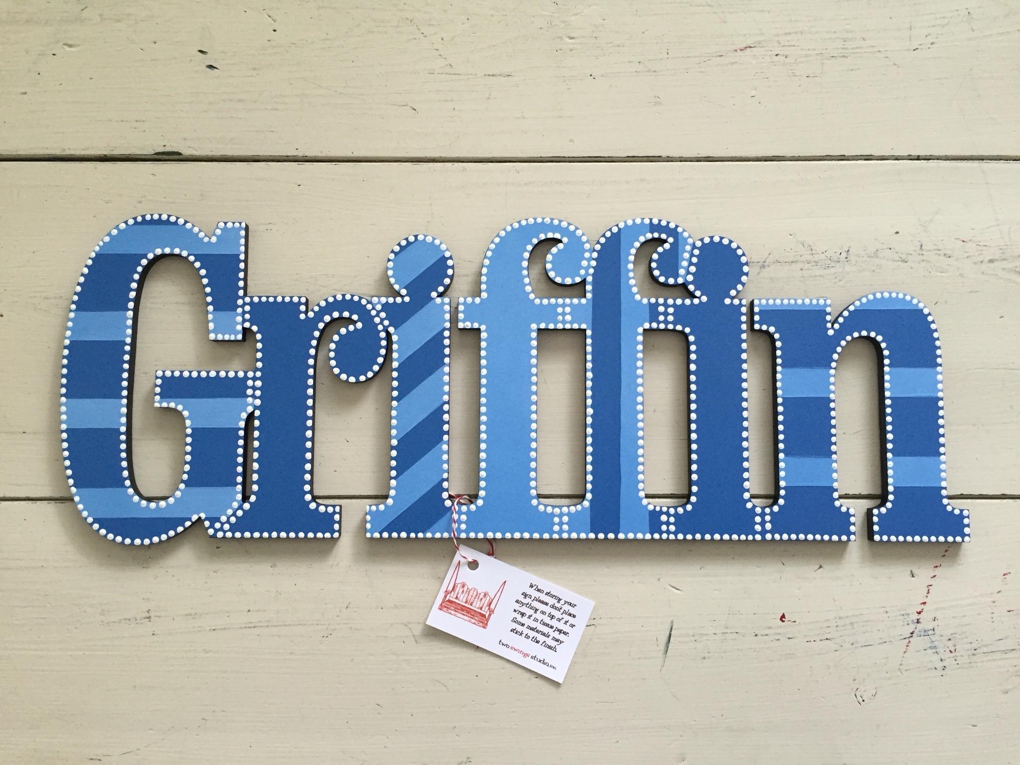 """""""Griffin"""""""