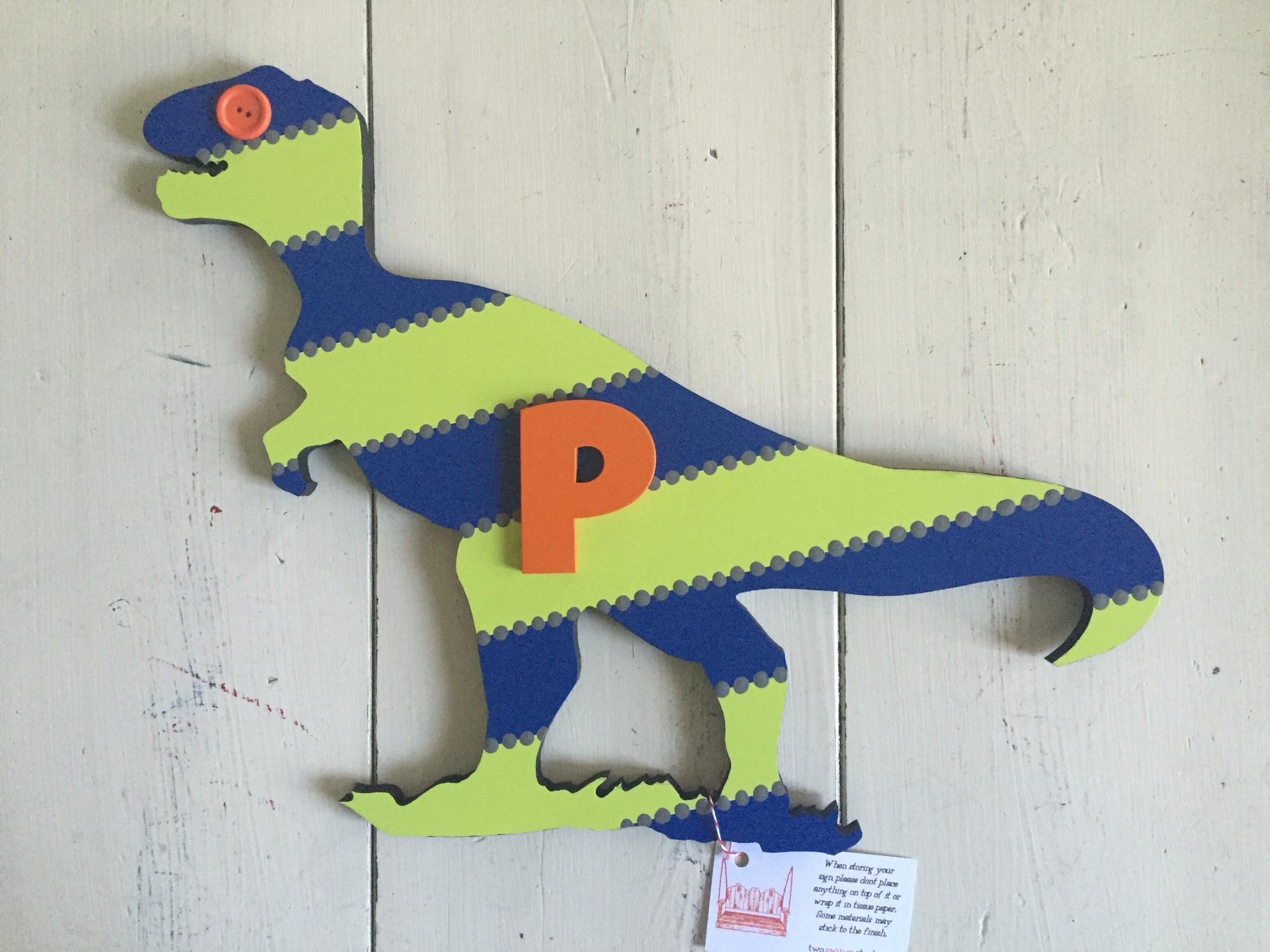 Dino Initial