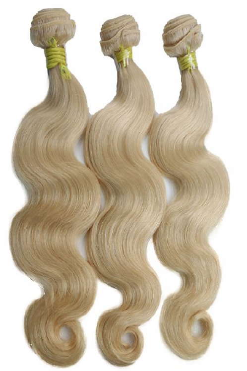 Russian Blonde Body Wave