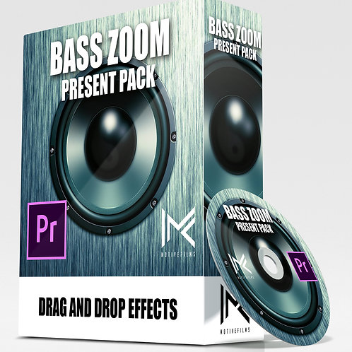 Bass Zoom Effects Preset Pack