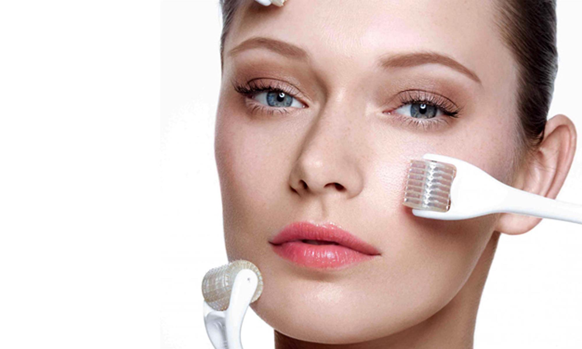 Dermarroler e Botox face
