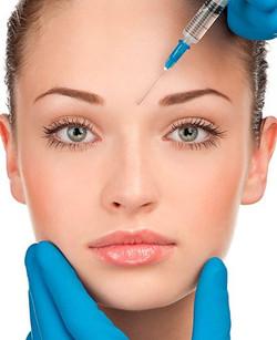 Botox testa