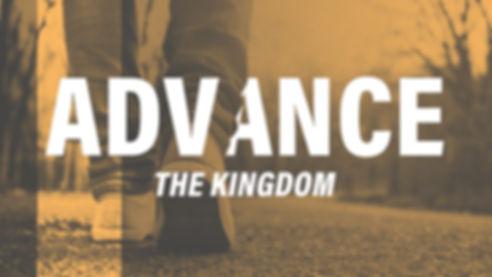 Advance the Kingdom Graphic
