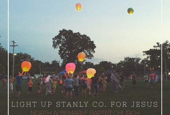 Light Up Stan Co for Jesus