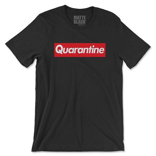 MATTE BLACK - Quarantine T-shirt
