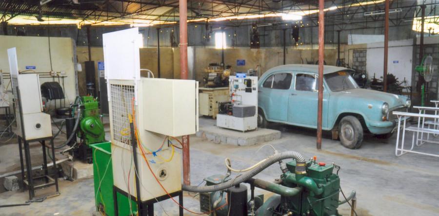 Automobile Workshop