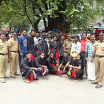 Anti Drugs Play Conducted by NSS