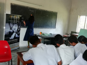 Workshop: Learning Howto Learn at M.T.H.S.S, Kaprassery