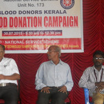 Blood Donation Camp by NSS