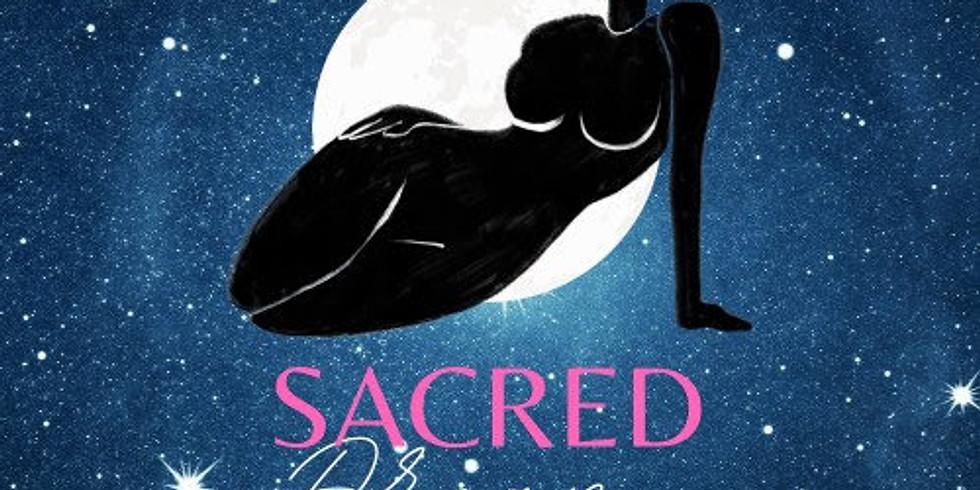 Sacred Dream Moon Steam: An Evening Goddess Retreat