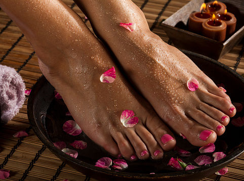PeriSteam  Herbal Foot Detox