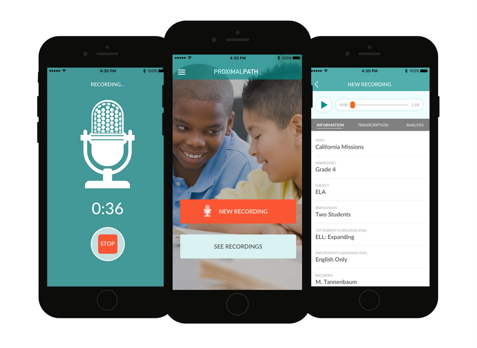 Proximal Path – Student Assessment App