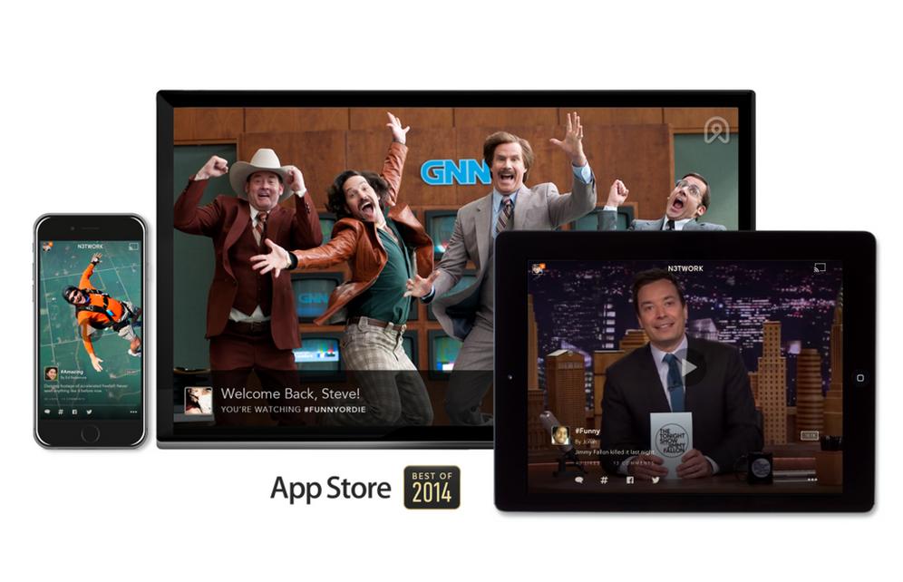 N3TWORK 2014 – Social Video & TV Platform