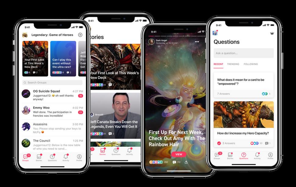 The N3TWORK – Community Mobile App