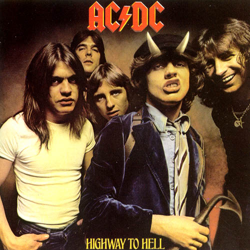 HIGHWAY TO HELL - 1979