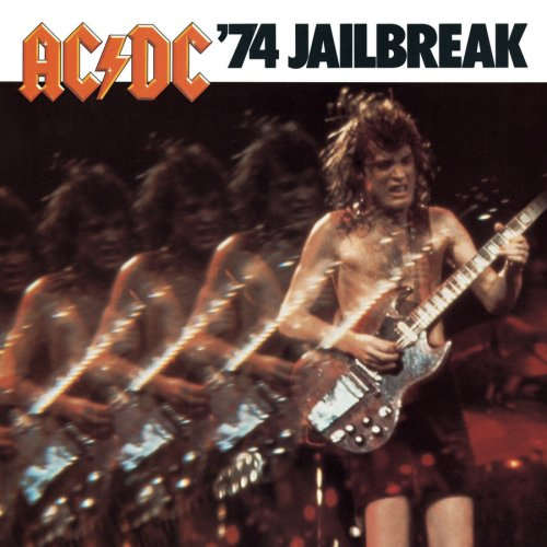74' JAILBREAK - Recorded '74'-'76. Released - 1984.