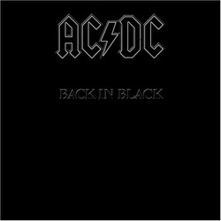 BACK IN BLACK - 1980