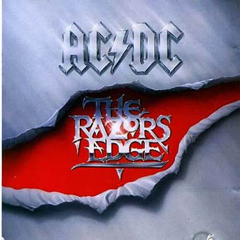 THE RAZORS EDGE - 1990