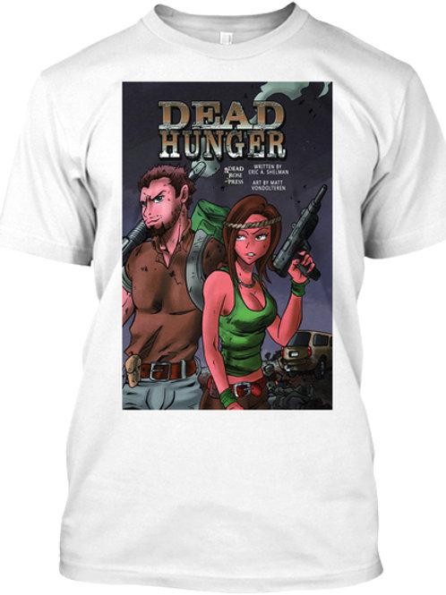 Men's Dead Hunger Comic Tee