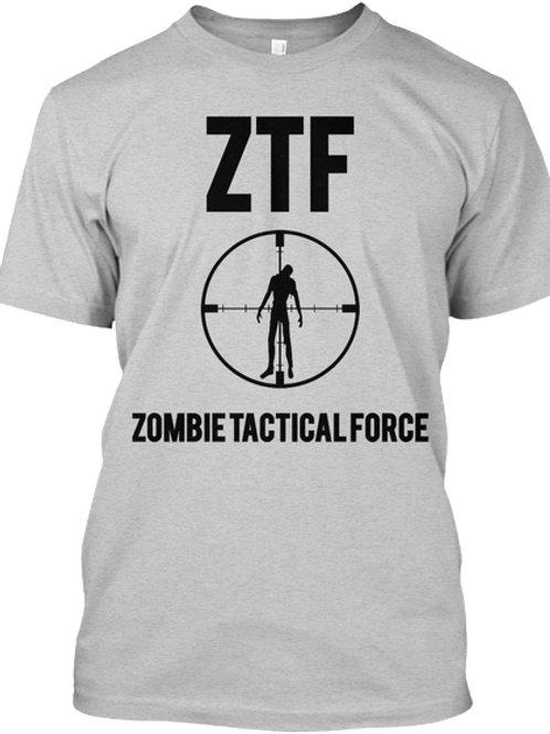 Men's Zombie Tactical Force Tee