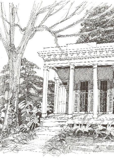 Architecture New Orleans Matthew Clayton Brown Art Appraisers