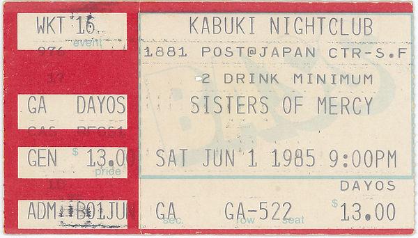Kabuki Sisters Of Mercy Ticket -1.jpg