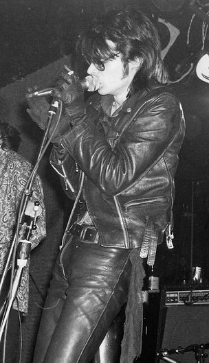 Andrew Eldritch Danceteria Fred Berger