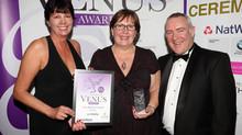 Winner! Oxfordshire Venus /Nat West Awards Best New Business