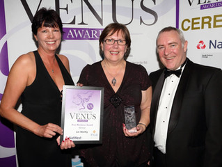 Winner! Oxfordshire Venus /Nat West Awards Best New Business