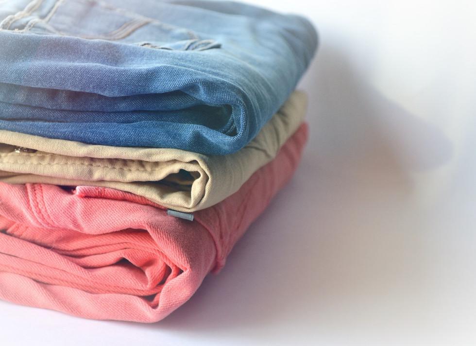 Quick N Easy Laundry Folded Shirts