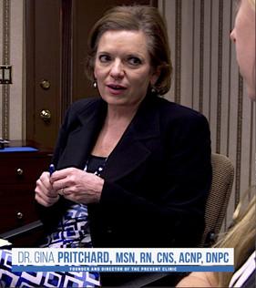 Dr. Gina Pritchard