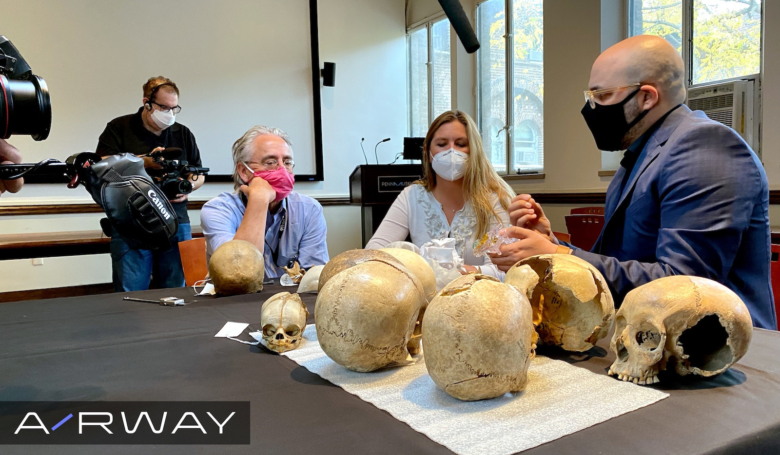 Airway - Drs. Kevin Boyd, Marianna Evans, and Reza Movahed