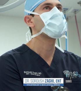Dr. Soroush Zaghi