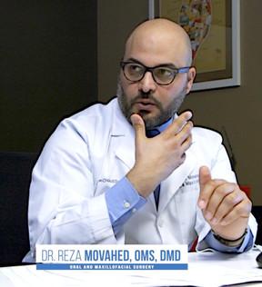 Dr. Reza Movahed
