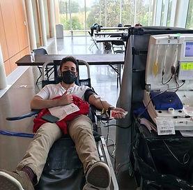 Hero Foundation X Vitalant Blood Drive