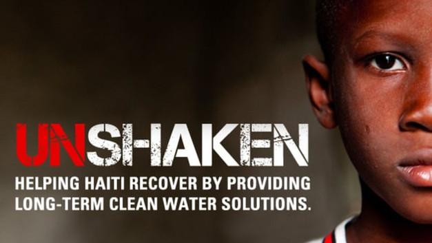 Charity Water • Unshaken