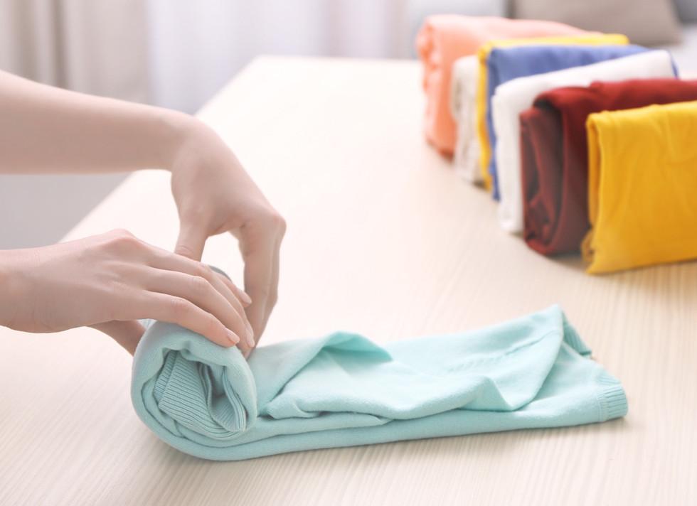 Quick N Easy Laundry Folding Shirt