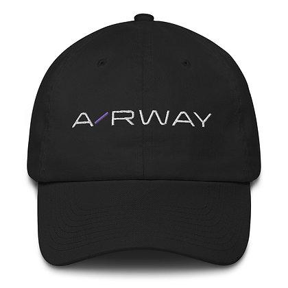 Airway Logo Cotton Cap