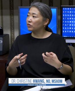 Dr. Christine Hwang