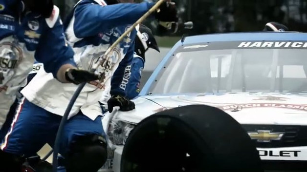 BUSCH BEER + NASCAR | Nobody Wins Alone