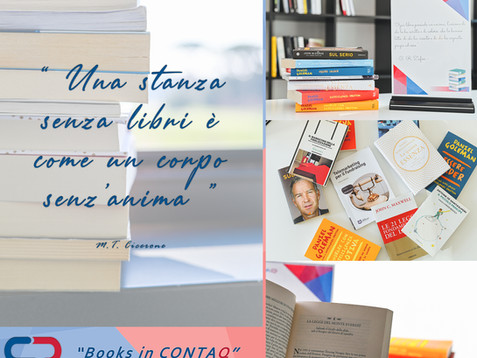 """""""Books in contaQ"""""""