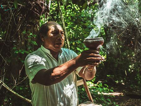 Las ceremonias mayas y el H'men