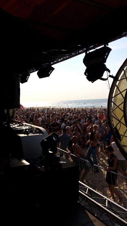 Marco Joosten @ Illusion stage Beachland