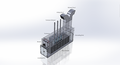Sketch of FDC 1000 Dryer