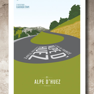 Alpe d'Huez_Bend 6