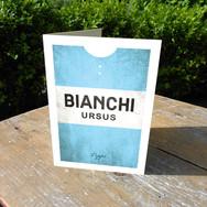 Bianchi Ursus_Greetings Card