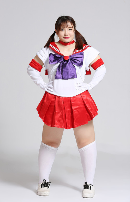 Sexy sailor mars